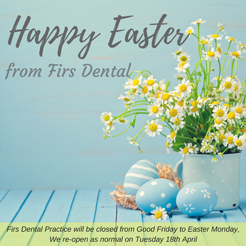 Happy Easter from Firs