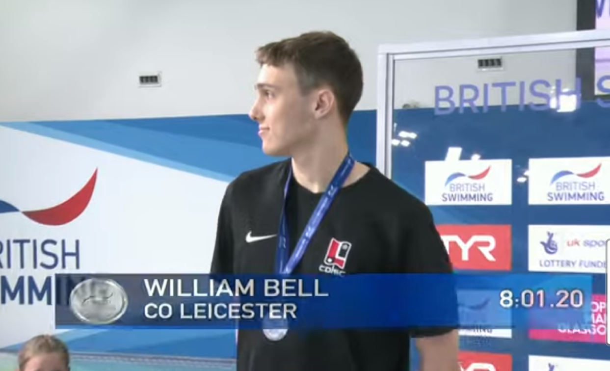 What a week for William Bell!